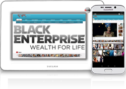 "Black Enterprise, is a monthly U.S. magazine that describes itself as the ""premier business news and investment resource for African Americans"" and claims a readership of 3.7 million. It was founded in 1970 by Earl G. Graves, Sr. The publication is known for its annual listing of the largest African-American firms in the country, or ""B.E. 100's"", first compiled and published in 1973. In 2002 the magazine launched a supplement targeting teens, Teenpreneur."