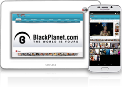 "BlackPlanet, is an African-American social networking service for matchmaking and job postings; it also has forums for discussion on political and social issues. BlackPlanet was launched on September 1, 2001 by Omar Wasow, an Internet analyst, who in 2001 was running ""New York Online"", a pre-web community he started in 1993 from his living room in Brooklyn."