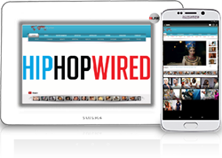 Hip Hop Wired. The latest hip-hop news, media, rap music videos and new songs from your favorite rappers and hip hop artists.