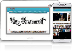 Rap Basement, is a Hip Hop Lifestyle Network. With exclusive news, music videos, audio lyrics, wallpapers, release dates, tour schedules and interviews.