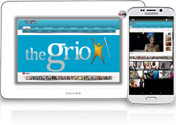 The Grio, is an American website with news and video content geared particularly toward African Americans. Originally launched in June 2009 as a division of NBC News,