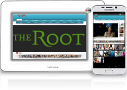 The Root, is an English-language online magazine of African-American culture launched on January 28, 2008, by Henry Louis Gates, Jr. and Donald E. Graham, and was owned by Graham Holdings Company through its online subsidiary, The Slate Group. The Root has over 210,000 followers on Twitter and has a section called The Chatterati devoted to coverage of Black Twitter.