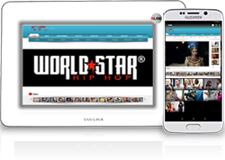 "World Star Hip Hop, is a content aggregating video blog. Created in 2005, the site averages 1.1 million unique visitors a day. Alexa ranks the site 247th in site traffic in the United States and 983rd for worldwide traffic. The site, operated by Worldstar, LLC, was founded by Lee ""Q"" O‍ '​Denat, a Hollis, Queens-based hip-hop fan, and a dropout from Grover Cleveland High School, who describes himself as a ""Haitian ghetto nerd"". Described by Vibe as a ""remnant of the Geocities generation"","